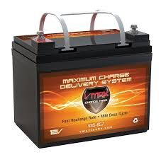 How Important Is Battery Selection For Electric Motor Usage Deep Cycle Battery Marine Batteries Trolling Motor