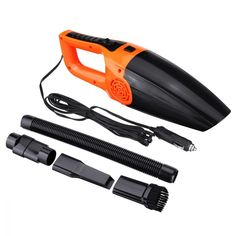 Portable Vacuum Cleaner, Car Vacuum, Small Cars, Wet And Dry, Used Cars, Outdoor Power Equipment, Color Black, Black White, Air Supply