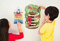 Oribel Vertiplay Wall Toys | Buy My Things