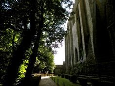Abbey in Le Mont St Michel