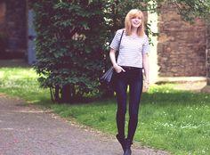 Outfit: High waist jeans - Fashionblog Travelblog Interiorblog GermanyFashionblog Travelblog Interiorblog Germany