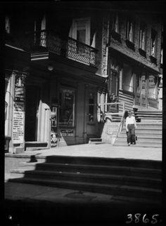Rue du Petit Champlain 1933