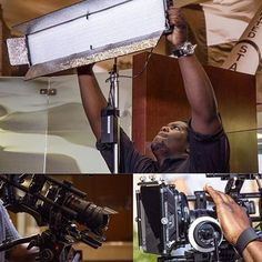 @36ixtyvisuals sporting ikan 1500 LED lighting panels and TILTA matte box, follow focus on a shoot! :sparkles::movie_camera::thumbsup::sparkles: #production #tilta #ikan #ikancorp #gear #equipment #mattebox #followfocus #led #lights #lighting