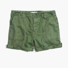 Cutoff Fatigue Shorts