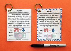 Common Core Posters - I Can Statements Math & ELA (3rd Gra
