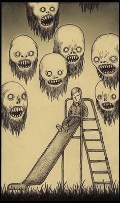 Don Kenn's post-it illustration