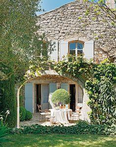 decordemon: A remekmű Luberon, Provence