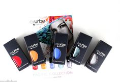 Exurbe Cosmetics - Pacific Collection | Nailderella