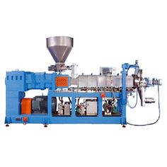 HARDEN production program includes:  Plastic Extruder  High Speed Single Screw Extruder Co-Rotating Twin Screw Extruder Counter-Rotating Twin Screw Extruder Two Stages Extruder