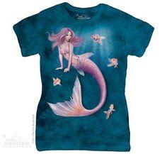 Mermaid Classic Ladies Tee