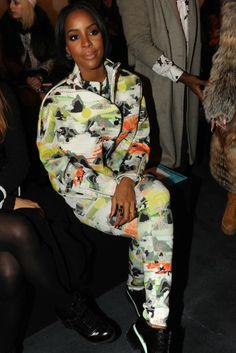 Kelly Rowland [Photo by Steve Eichner]