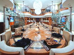 Luxury Yacht Sherakhan