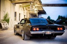 Dodge charger ,brutal and unrestricted , shame they don't make them like this anymore ,