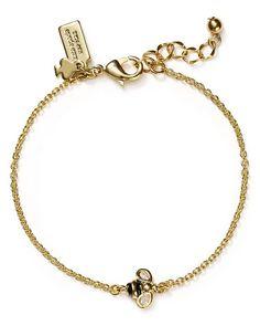 kate spade new york Queen Bee Solitaire Bracelet
