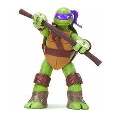 O Leonardo com os seus movimentos encara qualquer desafio! Cada Tartaruga Ninja tem o seu golpe! É pura ação! O Boneco Leonardo, vem diretamente das telas do cinema para a sua casa! A aventura não tem hora nem lugar com as Tartarugas Ninja. Com aproximadamente 12cm de altura, o boneco articulado, é uma réplica perfeita de Leonardo! Agora os meninos vão poder recriar as aventuras do desenho animado Teenage Mutant Ninja Turtles, com a figura de ação das Tartarugas Ninja Multikids. Veja nosso…