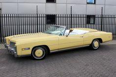 Cadillac Eldorado Cabriolet - 1975: