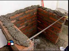 ¿Cómo construir un quincho de ladrillos? - YouTube