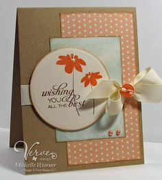 Verve spotlight for Kind Words by sf9erfan - Cards and Paper Crafts at Splitcoaststampers