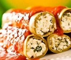 panqueca de ricota com espinafre dukan