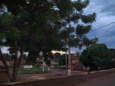 Rua da Cidade de Capinópolis - Se despedindo da Cidade - 24 / Fev / 2009