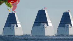 Global News, Aircraft Carrier, Battleship