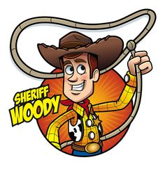 Sheriff Woody by Jerrod Maruyama, via Flickr