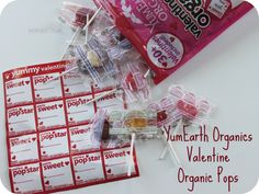 YumEarth Organics Valentine's Candy Review and Giveaway - *