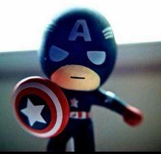 Captain America!    Avengers
