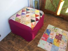 Somewhere pretty and comfy to sit in the studio - jo johnson