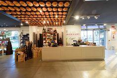 Strange ceilings | retail | design | visual