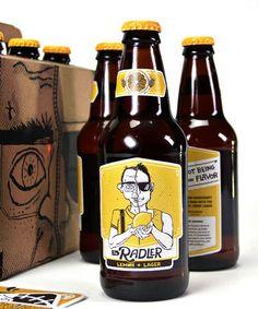 Packaging / Zip Brew Co. Packaging