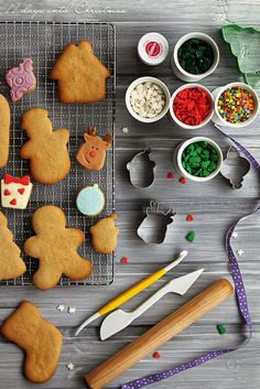 Counting days until Christmas cookie baking ;)