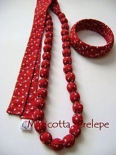 Diy Fabric Jewellery, Fabric Earrings, Thread Jewellery, Scarf Jewelry, Textile Jewelry, Fabric Beads, Beaded Jewelry, Handmade Bracelets, Earrings Handmade
