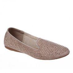 Morticia khaki shoes