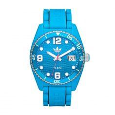 8c8ef397a02e Reloj Adidas ADH6155 De Plastico Azul Claro Para Mujer Brisbane