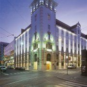 Radisson Blu Plaza Hotel, Helsinki - central location close to main station and shopping area, rooms ok, breakfast 3/5 pts ★★★☆☆