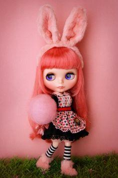 カスタムブライス Alice Bunny :: CHERRY MERRY MUFFIN|yaplog!(ヤプログ!)byGMO