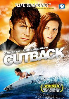 Cutback - DVD | One life, one decision. | $16.92 at ChristianCinema.com