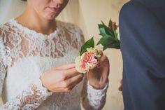 Roses in wedding floristics