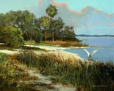 Tropical Paintings by Roger Bansemer