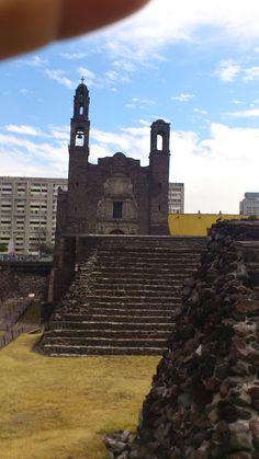 plaza de las tres culturas tlatelolco