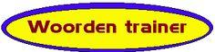 Woordentrainer niveau 1 t/ m 9. Hier kun je oefenen met het lezen van woorden. In een schermpje verschijnen woorden van onder naar boven, lees ze hardop voor. Doe het samen met iemand zodat je elkaar kunt verbeteren