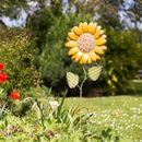 Are you interested in our garden outdoor stake? With our sunflower decorative contemporary you need look no further. Sunflower Garden, Garden Stakes, Outdoor Gardens, Patio, Plants, Plant, Planets, Terrace