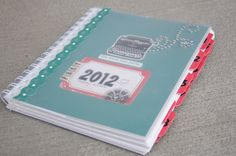 Awesome planner idea from Angie Lucas