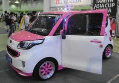 girly car