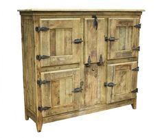 Products / Furniture / Cupboards / Armoires / Cabinets York Pantry Cupboard Sml | Block and Chisel : Furniture, Interiors, Decor - Cape Town and Johannesburg