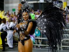 Camila Silva - Vai-Vai | Conheça as musas do Carnaval 2016 de São Paulo