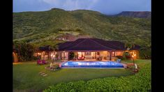 Lahaina Hawaii, International Real Estate, Moving Out, Island, Mansions, House Styles, Link, Youtube, Manor Houses