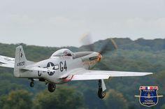"North American P-51D Mustang ""Nooky Booky"". Ex RCAF a/c."