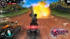 Death Moto 4– captură de ecran miniatură